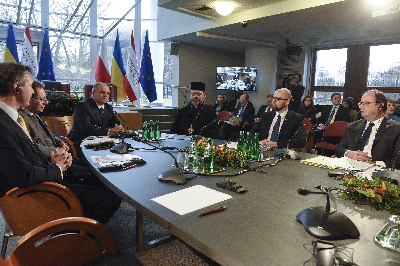 """Дискусії, які намагаються """"заговорити"""" питання Криму, мають якнайшвидше припинитися"""