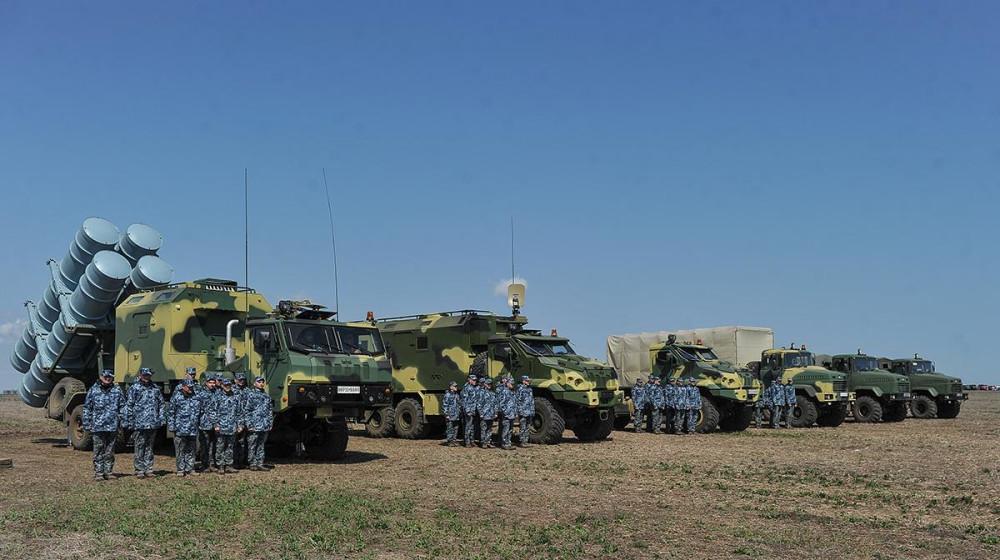 Олександр Турчинов: Ми створюємо принципово нову зброю, яку ніколи не мала українська армія