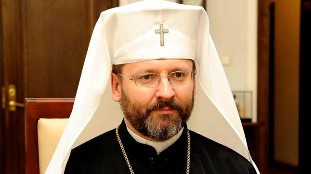 Привітання  з Днем народження для глави УГКЦ Святослава Шевчука