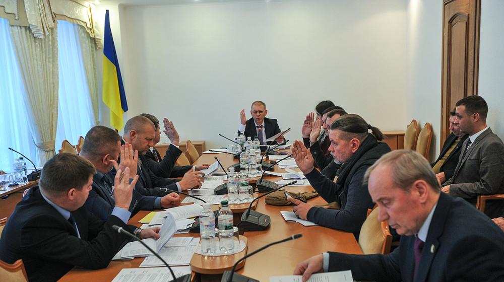 Комітет з нацбезпеки підтримає звільнення міністра оборони, коли президент представить нову кандидатуру