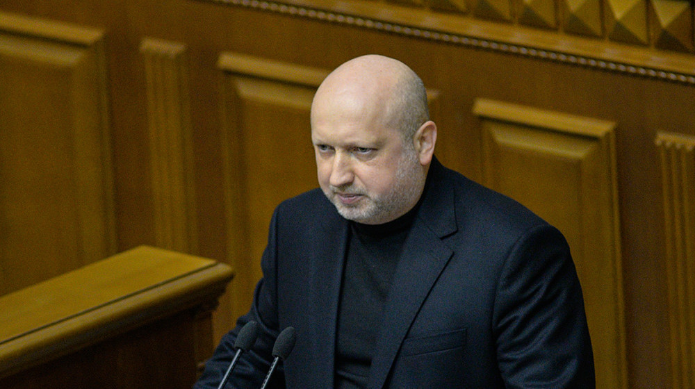 Турчинов: Прийняття законопроекту №7163 створить умови для відсічі збройній агресії РФ і звільнення захоплених територій (відео)