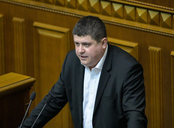 """Максим Бурбак: """"Народний фронт"""" виступає за відкритий процес у """"справі Саакашвілі"""""""