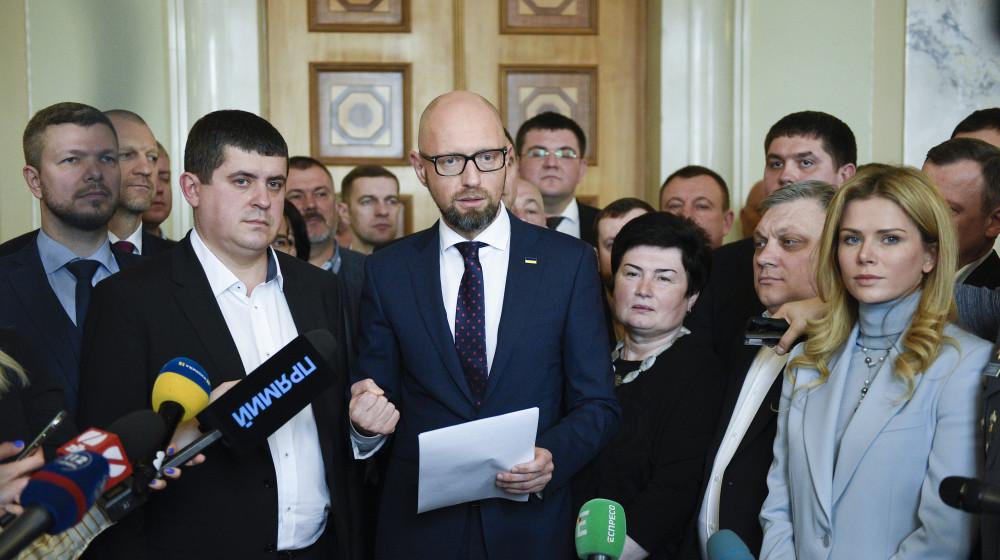 Арсеній Яценюк – країнам-членам НАТО: Україні потрібен покроковий план прискореного набуття членства в Альянсі. Не бійтеся Росії (відео)