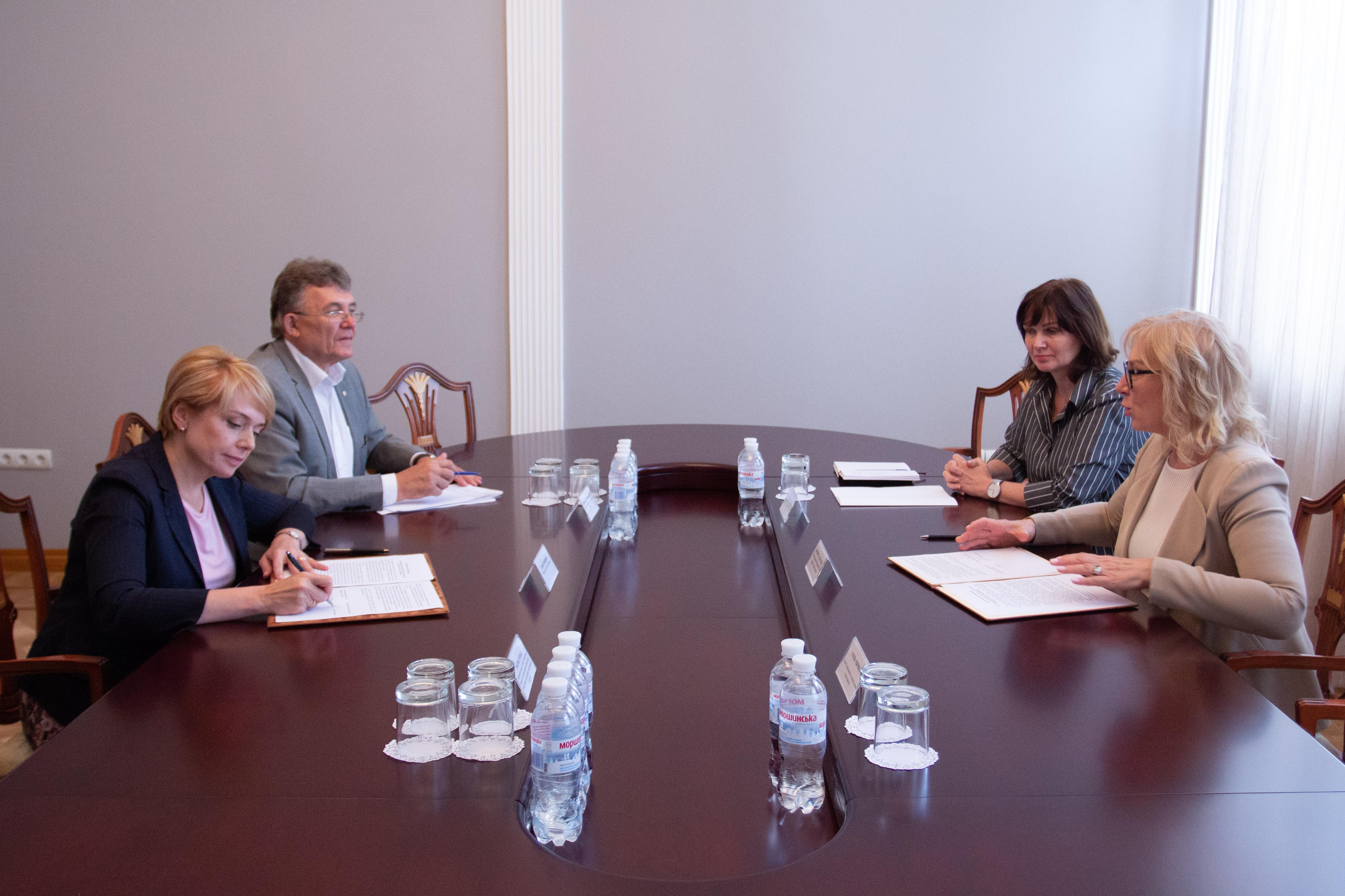 МОН та омбудсмен співпрацюватимуть для захисту прав і свобод людини в сфері освіти - підписано меморандум