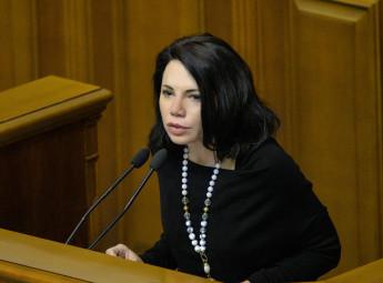 Парламент ухвалив закон на захист українського інформаційного простору в зоні проведення АТО, - Вікторія Сюмар (відео)