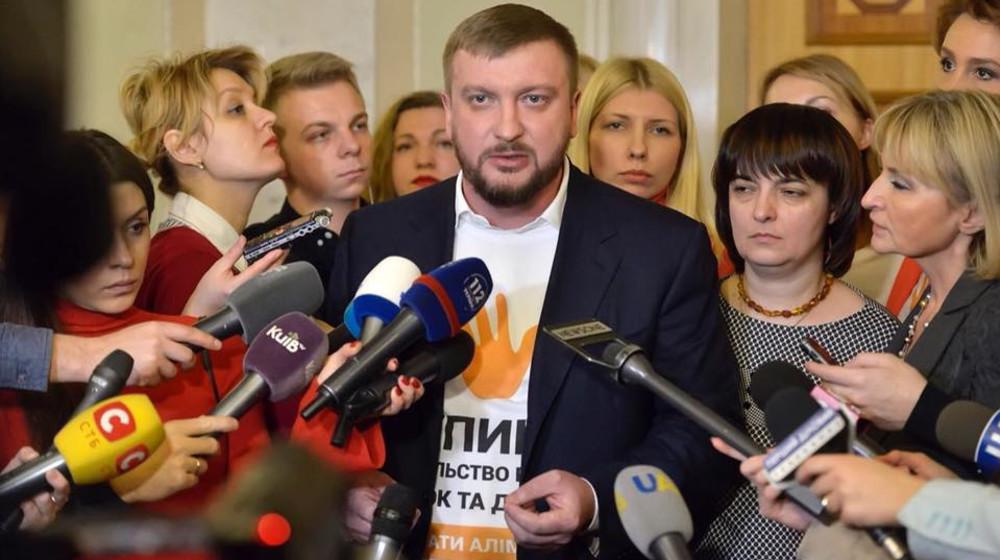 Павло Петренко: Верховна Рада посилила відповідальність неплатників аліментів