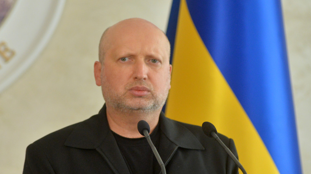 """Олександр Турчинов щодо """"виборів"""" на окупованих територіях: Цей злочин буде покарано"""