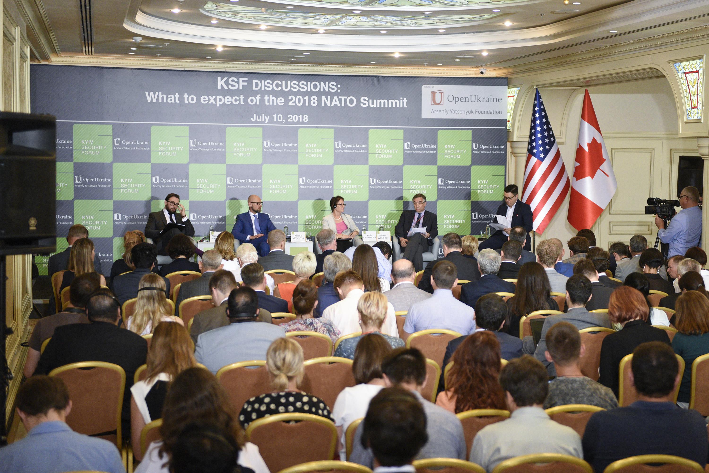Україна потрібна НАТО, як і Альянс потрібен Україні