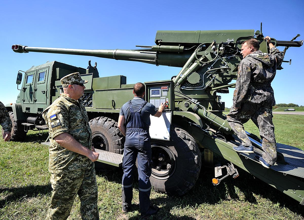 Україна має нову потужну зброю (фоторепортаж, відео)
