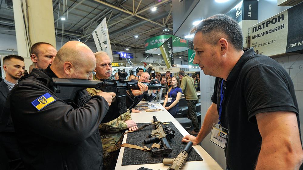 Олександр Турчинов: Зарубіжні партнери задоволені українською зброєю та технікою