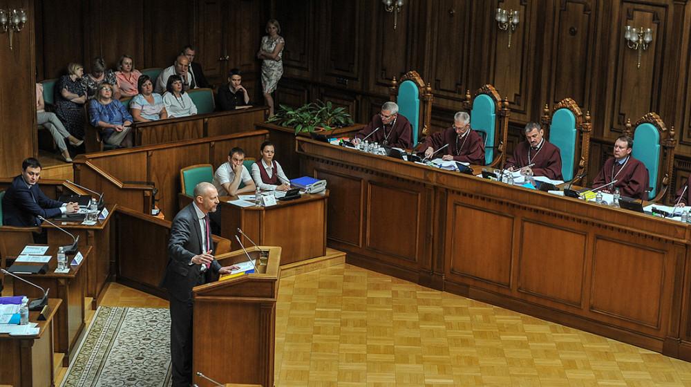 Порушення Конституції може призвести до трагічних наслідків, - Андрій Тетерук