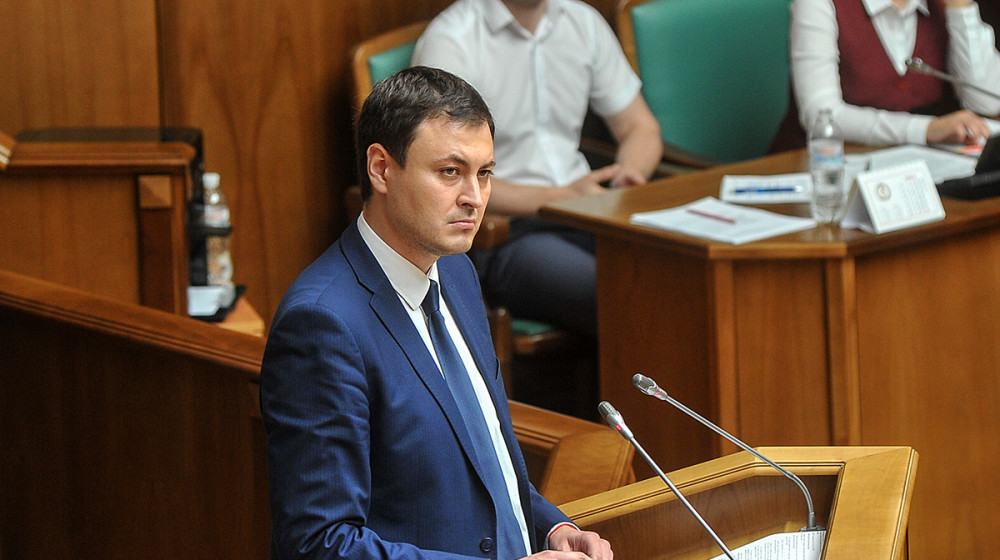 Повний текст виступу Ігоря Алексєєва під час слухань у Конституційному Суді щодо незаконності розпуску парламенту