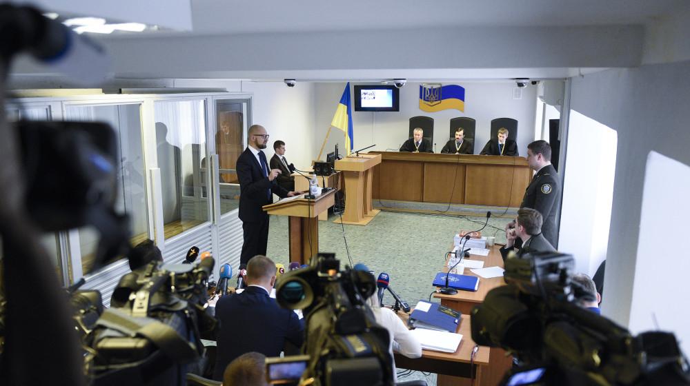 Арсеній Яценюк: За часів Януковича було підписано понад 50 двосторонніх документів, які узалежнювали Україну від РФ (відео)