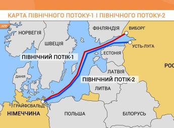 «Народний фронт» ініціює звернення до Європи проти будівництва «Північного потоку-2» (відео)