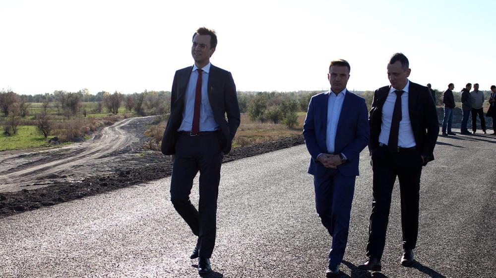 Київ і Дніпро має поєднати нова якісна дорога, - Володимир Омелян