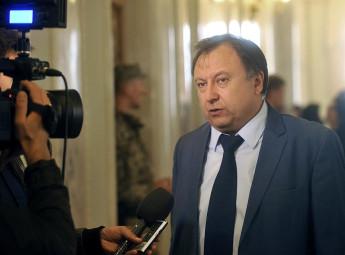 """""""Опоблок"""" затягує розгляд закону про мову, - Микола Княжицький"""