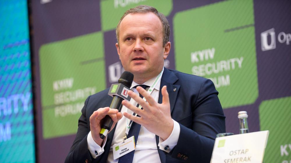 """Остап Семерак: «План Маршалла» для України може бути затверджений вже наступного року   Політична партія """"Народний фронт"""""""