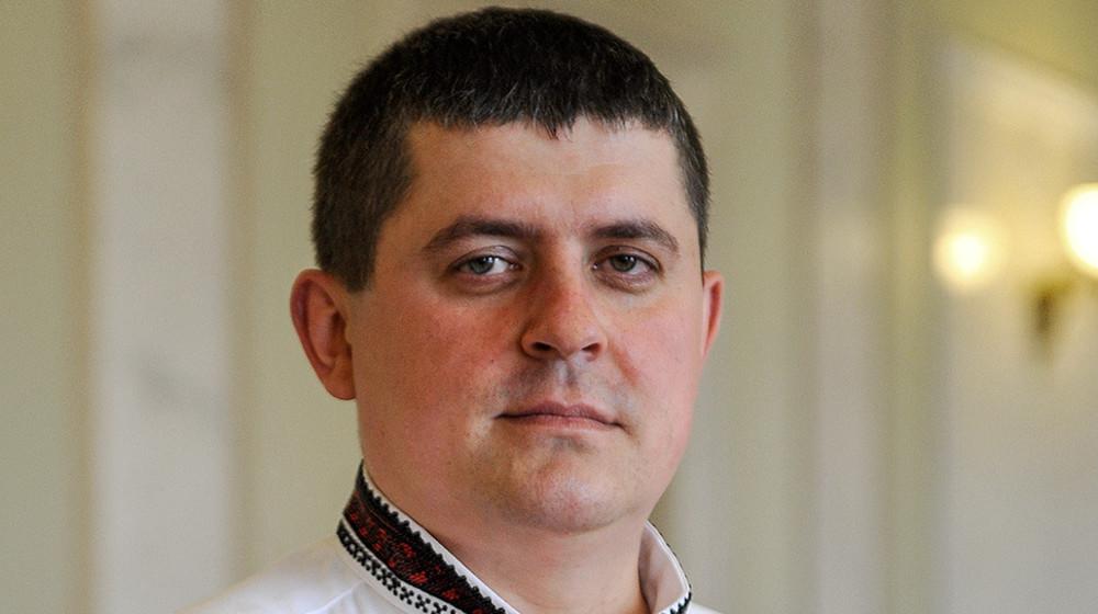 Максим Бурбак: Вишиванка – одяг вільних людей, і вона об'єднує українців у всьому світі