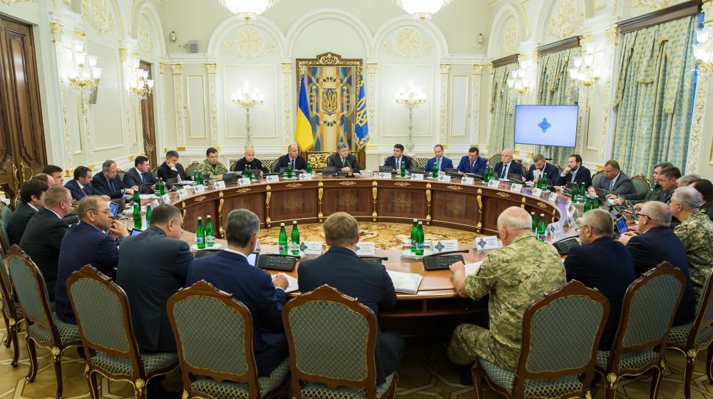 Олександр Турчинов: Фінансове забезпечення безпеки і оборони країни залишається одним з головних пріоритетів бюджетної політики на 2018 рік