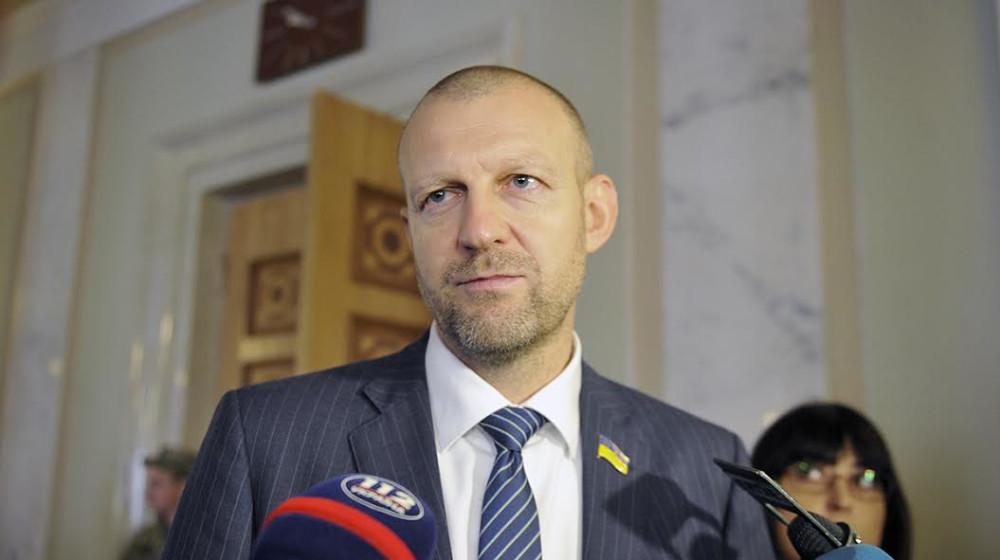 Парламент повинен якнайшвидше ухвалити закон про деокупацію Донбасу
