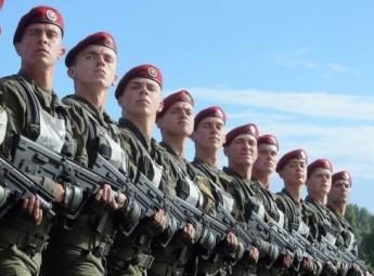 Сьогодні українська армія стає однією з найбільш боєздатних в Європі