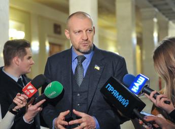 Андрій Тетерук: Парламент підтримає всі ініціативи Президента в питаннях національної безпеки
