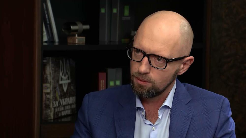 Арсеній Яценюк: У мене ніколи не було офшорної компанії. Саме тому мене ніколи не було в жодних Panama papers
