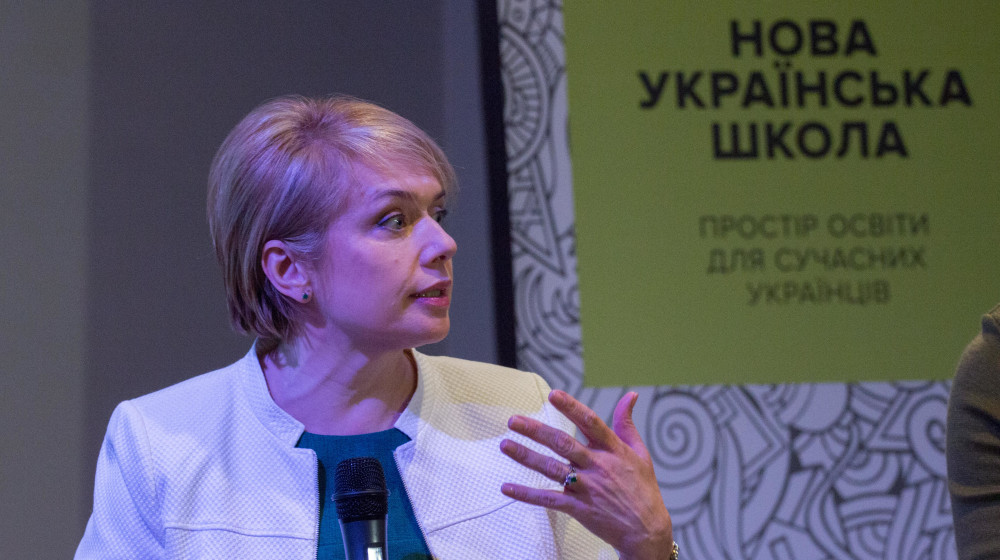 Лілія Гриневич: За роботу в спеціальних школах та інклюзивних класах встановлено доплату