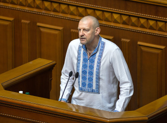 Андрій Тетерук: 20 травня - компромісна дата інавгурації президента