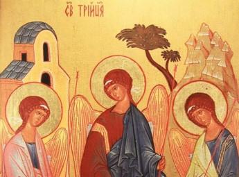 Вітання Олександра Турчинова з Днем Святої Трійці