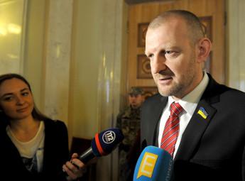 Законопроект щодо деокупації Донбасу має бути поставлений на голосування на цьому пленарному тижні