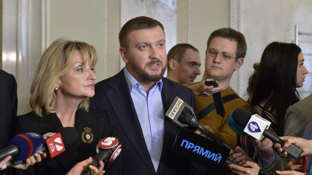 Павло Петренко презентував другий пакет законодавства щодо посилення відповідальності неплатників аліментів