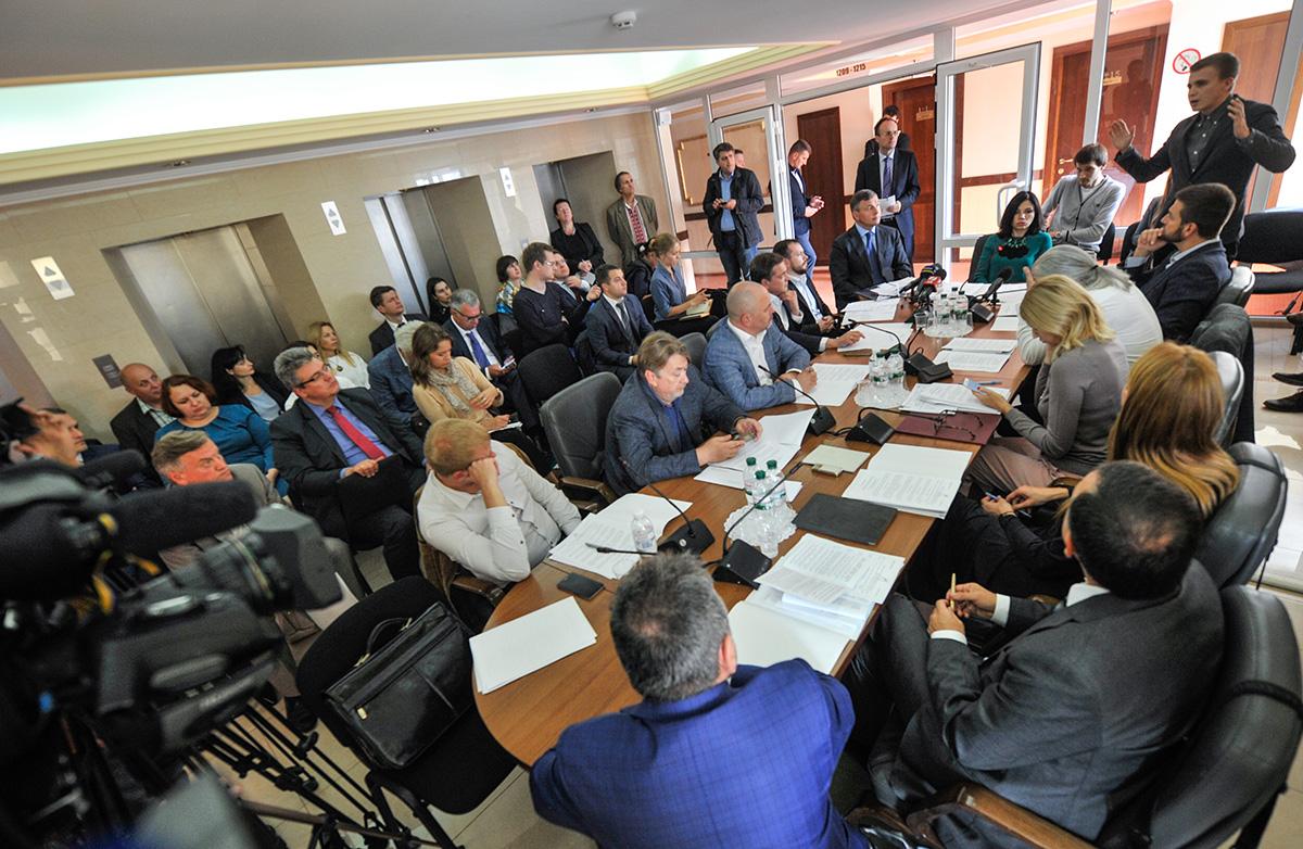 Керівники Суспільного та Іномовлення повинні представити конкретні бізнес-плани розвитку цих структур на 2018 рік, - Вікторія Сюмар (відео)