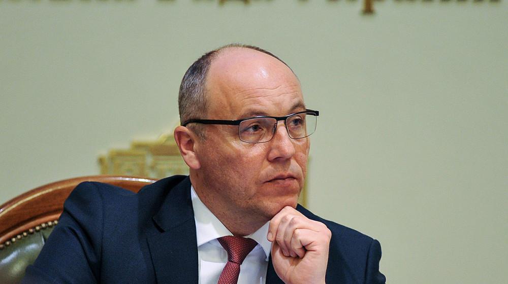 Цього тижня парламент розгляне блок питань з безпеки і оборони, – Андрій Парубій (відео)