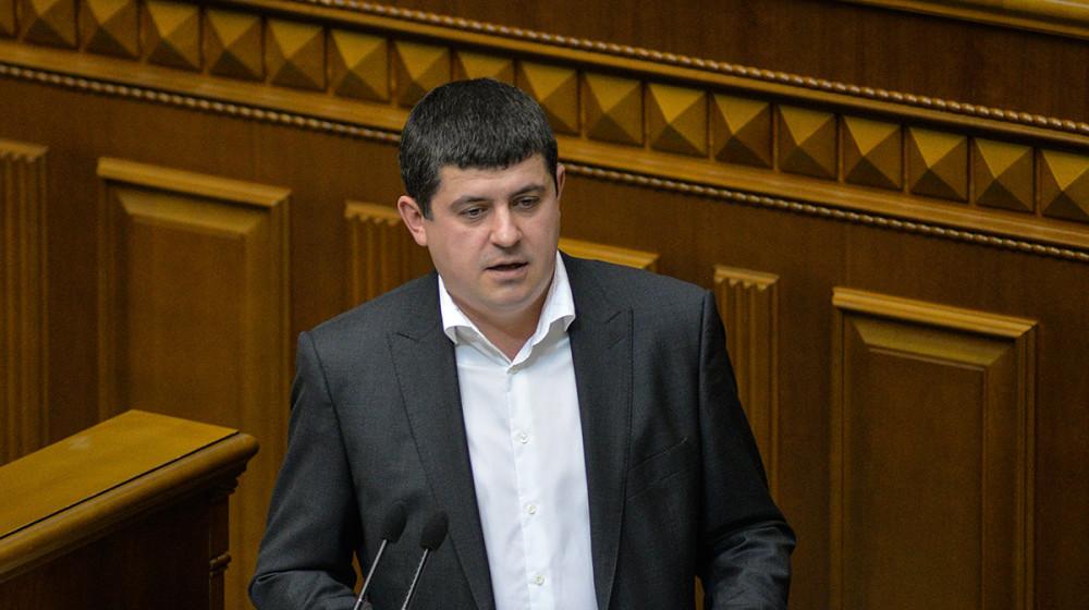 """Максим Бурбак: """"Народний фронт"""" завжди стоятиме на захисті інтересів місцевого самоврядування"""
