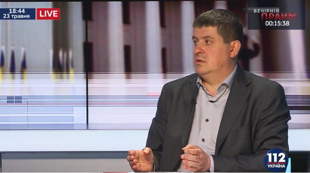 """""""Народний фронт"""" розробив юридичний механізм відбору кандидатів в антикорупційні судді, – Максим Бурбак (відео)"""