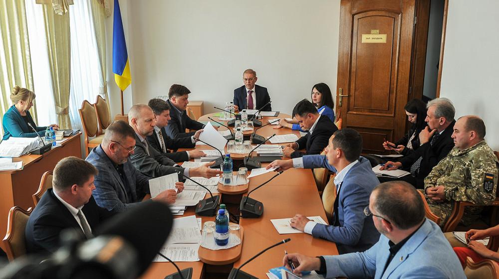 Сергій Пашинський: Після ухвалення Закону про мову, парламент розгляне питання реформування ВПК