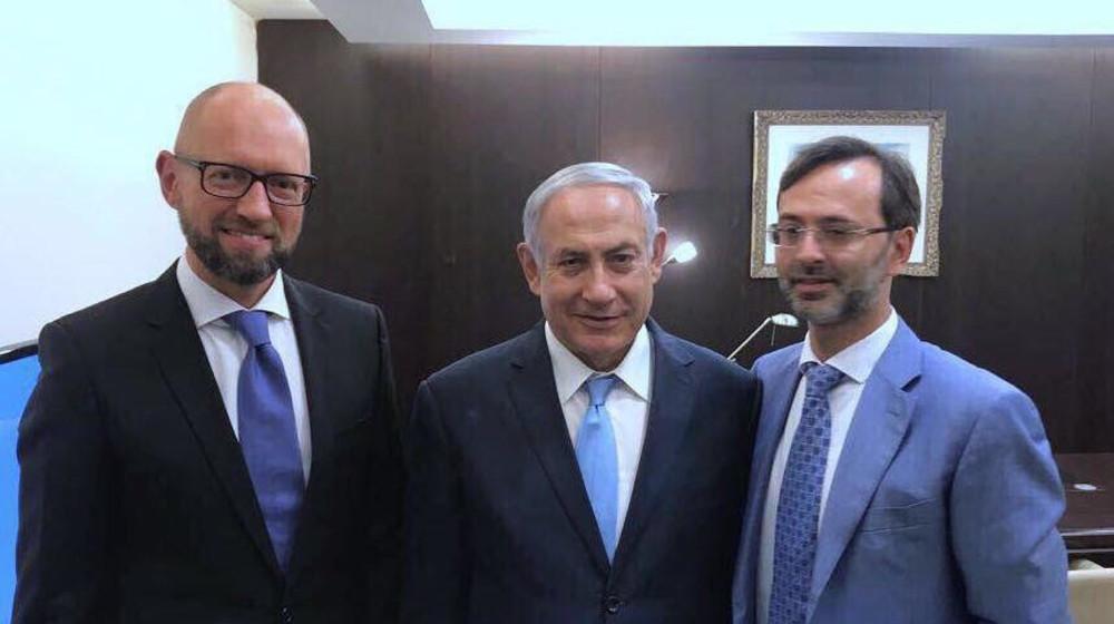 Арсеній Яценюк зустрівся з Прем'єр-міністром Ізраїлю Беньяміном Нетаньягу в Єрусалимі