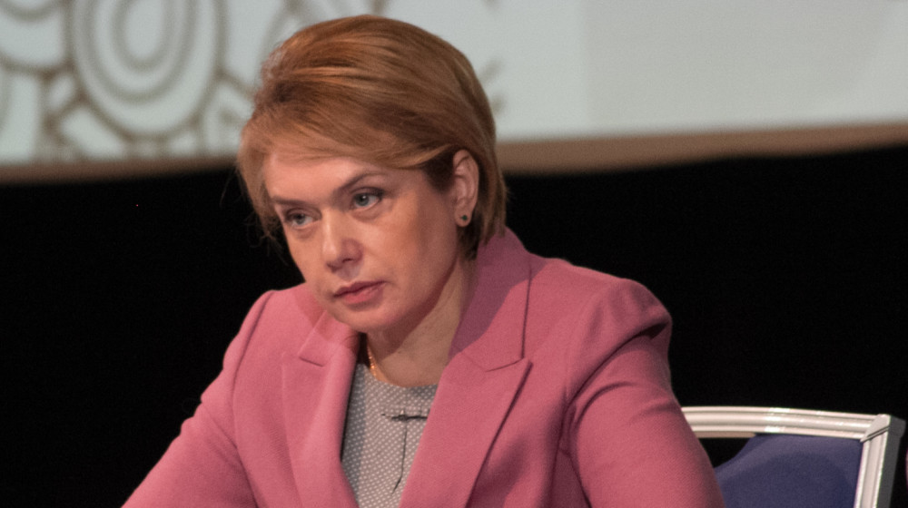 Лілія Гриневич: Новий стандарт початкової освіти буде затверджено найближчим часом