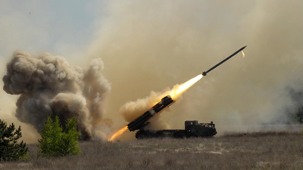 На півдні Херсонської області завершилися державні випробування ракетного комплексу «Вільха» (фото)