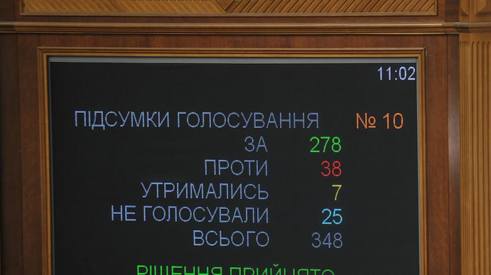 Українська мова – це питання безпеки і оборони нашої країни, - Голова Верховної Ради