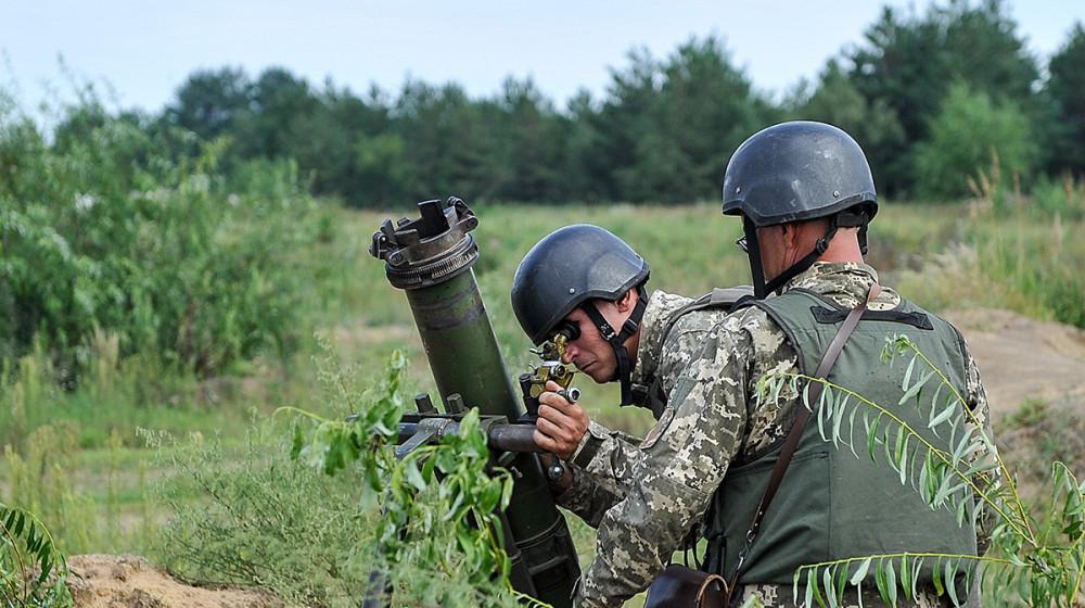 Турчинов: На Гончарівському полігоні ЗСУ відбулися комплексні випробування боєприпасів та нової зброї українського виробництва (фото, відео)