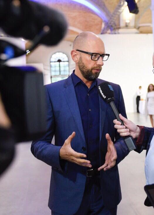 Арсеній Яценюк взяв участь в урочистому зібранні до 50-річчя Світового Конгресу Українців (фоторепортаж)