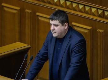 """""""Народний фронт"""" засуджує вчорашні події під парламентом, - Максим Бурбак (відео)"""