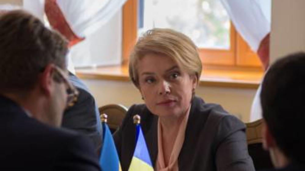 """Лілія Гриневич: Мовна стаття закону """"Про освіту"""" буде спрямована на експертизу Венеціанської комісії"""