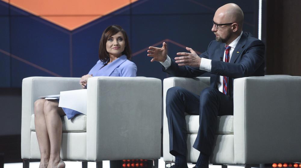 Арсеній Яценюк: Дебати між кандидатами у другому турі повинні бути обов`язково